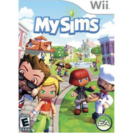 Mysims For Wii With Manual and Case - EE711117