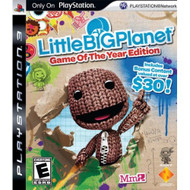 Littlebigplanet Game Of The Year Edition For PlayStation 3 PS3 - EE711144
