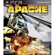 Apache: Air Assault For PlayStation 3 PS3 Flight - EE711154