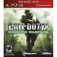 Call Of Duty 4: Modern Warfare For PlayStation 3 PS3 COD Shooter - EE711160
