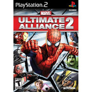 Marvel Ultimate Alliance 2 For PlayStation 2 PS2 RPG - EE711199