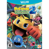 Pac-Man And The Ghostly Adventures 2 For Wii U Arcade - EE711202