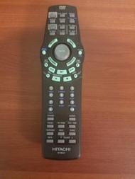 Hitachi DVD Player Remote DV-RM522 Black Infrared - EE711248