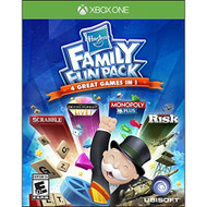 Hasbro Family Fun Pack Standard Edition For Xbox One Board Games - EE711251
