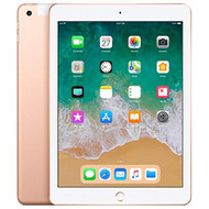 Apple iPad 5th Generation 32GB Wifi And Verizon Cellular Gold Tablet - EE711280