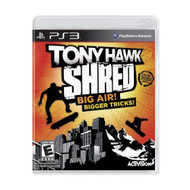 Tony Hawk: Shred Stand-Alone Software For PlayStation 3 PS3 - EE711307