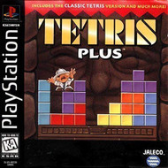 Tetris Plus For PlayStation 1 PS1 With Manual And Case - EE711358