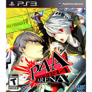 Persona 4 Arena For PlayStation 3 PS3 Fighting - EE711401
