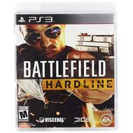Battlefield Hardline For PlayStation 3 PS3 - EE711400