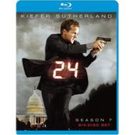 24: Season 7 Blu-Ray On Blu-Ray With Kiefer Sutherland - EE711422