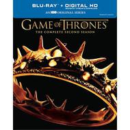 Game Of Thrones: Season 2 Blu-Ray On Blu-Ray Drama - EE711423