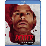 Dexter: Season 5 Blu-Ray On Blu-Ray With Michael C Hall - EE711428