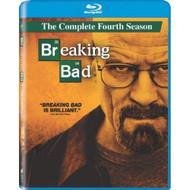 Breaking Bad: Season 4 Blu-Ray On Blu-Ray With Bryan Cranston - EE711431
