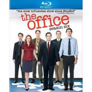 The Office: Season 6 Blu-Ray On Blu-Ray With Steve Carell - EE711438