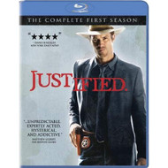Justified: Season 1 Blu-Ray On Blu-Ray With Timothy Olyphant - EE711434