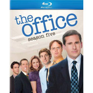 The Office: Season 5 Blu-Ray On Blu-Ray With Steve Carell - EE711449