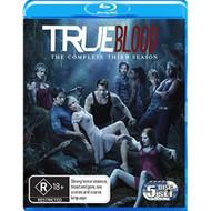 True Blood Season 3 On Blu-Ray With Sam Trammell Stephen Moyer Anna - EE711442