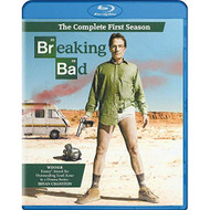 Breaking Bad: Season 1 Blu-Ray On Blu-Ray With Rj Mitte - EE711454
