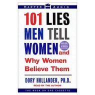 101 Lies Men Tell Women By Dory Hollander Phd And Dory Hollander Phd - EE711490