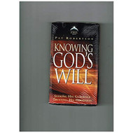 Knowing The Will Of God By Pat Robertson On Audio Cassette - EE711489