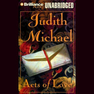 Acts Of Love By Judith Michael And Buck Schirner Reader On Audio - EE711506
