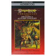 Dragons Of Autumn Twilight The Dragonlance Chronicles By Margaret Weis - EE711529