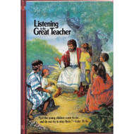 Listening To The Great Teacher On Audio Cassette - EE711649
