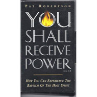 You Shall Receive Power By Pat Robertson Book On Audio Cassette - EE711711