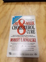 8 Week Cholesterol Cure: How To Lower Your Blood Cholesterol By - EE711752