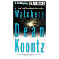 Watchers By Dean Koontz And J Charles Reader On Audio Cassette - EE711884