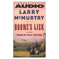 Boones Lick By Larry Mcmurtry And Will Patton Reader On Audio Cassette - EE711907