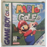 Mario Golf On Gameboy Color Puzzle - EE711955