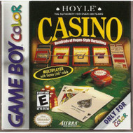 Hoyle Casino On Gameboy - EE711957