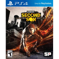 Infamous: Second Son Limited Edition PlayStation 4 For PlayStation 4 - EE711982