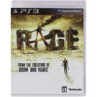 Rage For PlayStation 3 PS3 Shooter - EE712002