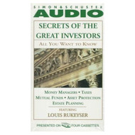 All You Want To Know About: Secrets Of The Great I: Money Managers And - EE712025