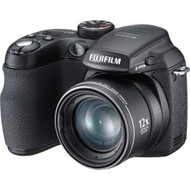 FujiFilm FinePix S Series S1000FD 10.0 MP Digital Camera Black Point & - EE712033
