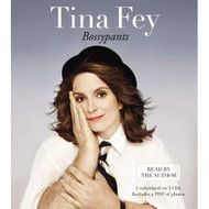 Bossypants By Tina Fey On Audiobook CD Unabridged - EE712158