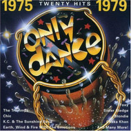 Only Dance: 1975-1979 By Only Dance On Audio CD Album 1995 - EE712178