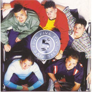 Five: The Album By Five Performer On Audio CD 5 1998 - EE712181