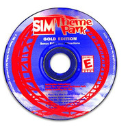 Sim Theme Park Gold Edition Software - EE712187