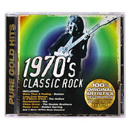 1970'S Classic Rock On Audio CD Album - EE712203