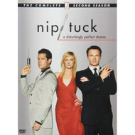 Nip/tuck: Season 2 On DVD With Dylan Walsh - EE712209