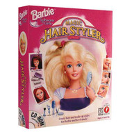 Barbie Magic Hair Styler PC Software - EE712213