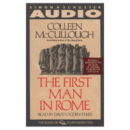 The First Man In Rome By Colleen Mccullough On Audio Cassette - EE712304