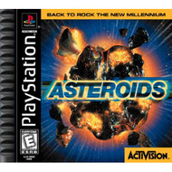 Asteroids For PlayStation 1 PS1 With Manual and Case - EE712416