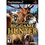 Cabela's Big Game Hunter For PlayStation 2 PS2 Shooter - EE712565