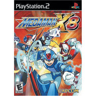 Mega Man X8 For PlayStation 2 PS2 With Manual and Case - EE712604