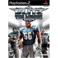 Blitz The League For PlayStation 2 PS2 Football With Manual and Case - EE712614