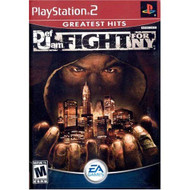 Def Jam Fight For NY For PlayStation 2 PS2 Shooter - EE712615